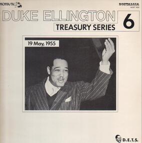 Duke Ellington - 19 May, 1955
