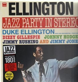 Duke Ellington - Jazz Party In Stereo