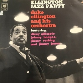 Duke Ellington - Ellington Jazz Party