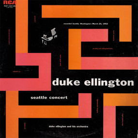 Duke Ellington - Seattle Concert