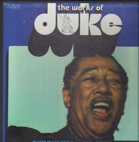 Duke Ellington - The Works Of Duke - Vol 11 to 15