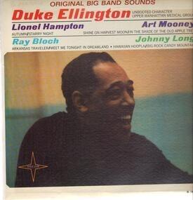 Duke Ellington - Original Big Band Sounds