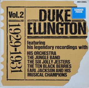 Duke Ellington - Vol. 2 (1929-1931)