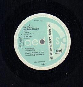 Duke Ellington - Die Erfolge von Duke Ellington