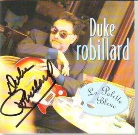 Duke Robillard - La Palette Bleue
