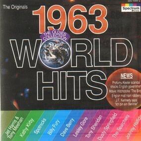 Dusty Springfield - World Hits 1963