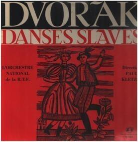 Antonin Dvorák - Slawische Tänze