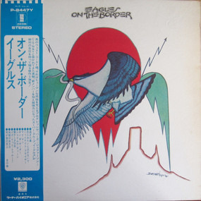 The Eagles - On The Border