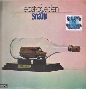 East of Eden - Snafu, Mercator Projected