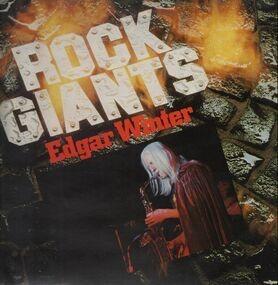 Edgar Winter - Rock Giants