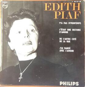 Edith Piaf - Y'a Pas D'Printemps