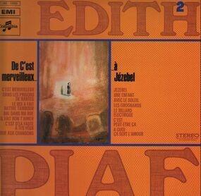 Edith Piaf - Edith Piaf Vol. 2