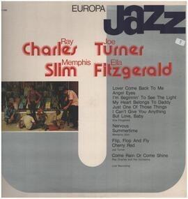 Ella Fitzgerald - Europa Jazz