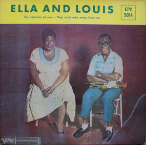Ella Fitzgerald - The Nearness Of You - They Can't Take That Away From Me