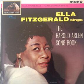 Ella Fitzgerald - Ella Fitzgerald Sings The Harold Arlen Song Book Vol.1