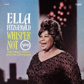 Ella Fitzgerald - Whisper Not
