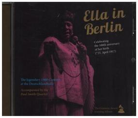 Ella Fitzgerald - Ella In Berlin