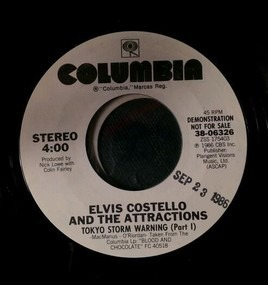 Elvis Costello & the Attractions - Tokyo Storm Warning (Part I)