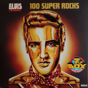Elvis Presley - 100 Super Rocks