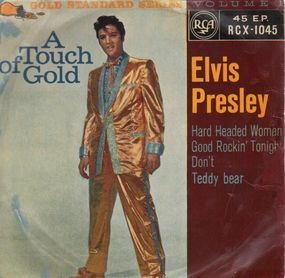 Elvis Presley - A Touch Of Gold EP