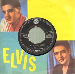 Elvis Presley - Blue Suede Shoes