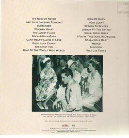 Elvis Presley - Danske Single Hits
