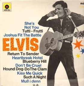 Elvis Presley - Golden Boy Elvis