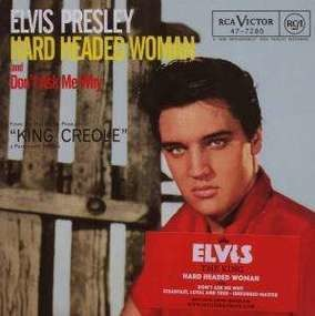 Elvis Presley - Hard Headed Woman