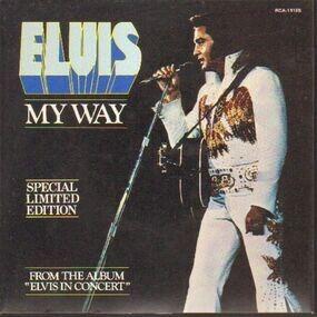 Elvis Presley - My Way / America