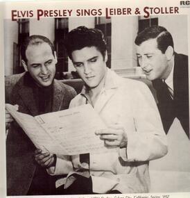 Elvis Presley - Sings Leiber & Stoller