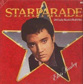 Elvis Presley - Starparade