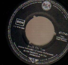 Elvis Presley - Stuck on You, Fame and Fortune