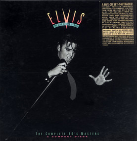 Elvis Presley - The King of Rock 'N' Roll - The Complete 50's Masters