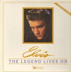 Elvis Presley - The Legend Lives On, LP Box