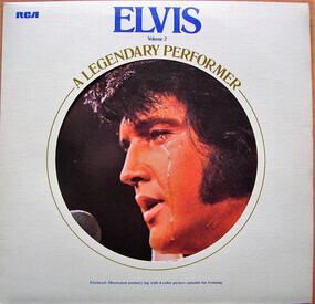 Elvis Presley - A Legendary Performer - Volume 2