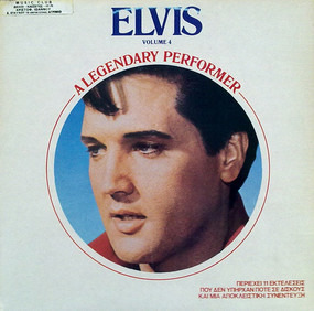 Elvis Presley - A Legendary Performer - Volume 4