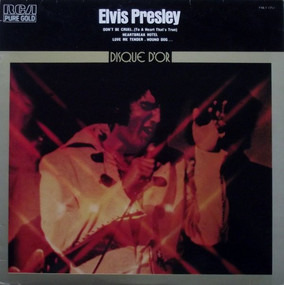 Elvis Presley - Disque D'Or / Pure Gold