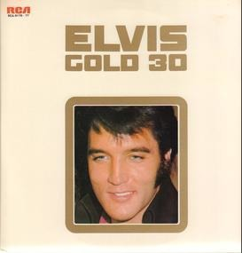 Elvis Presley - Elvis Gold 30