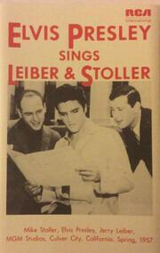 Elvis Presley - Elvis Presley Sings Leiber & Stoller
