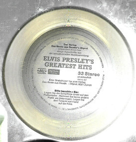Elvis Presley - Elvis Presley's Greatest Hits