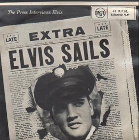 Elvis Presley - Elvis Sails