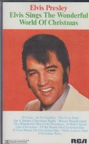 Elvis Presley - Elvis Sings the Wonderful World of Christmas