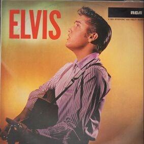 Elvis Presley - Elvis, Same, 2nd album