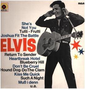 Elvis Presley - Golden Boy Elvis
