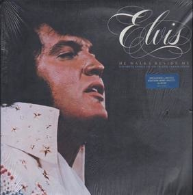 Elvis Presley - He Walks Beside Me, Favorite Songs Of Faith And Inspiration