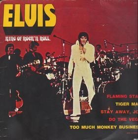 Elvis Presley - King Of Rock'n Roll