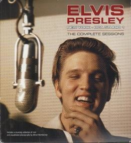 Elvis Presley - NEW YORK - RCA STUDIO 1: COMPLETE S