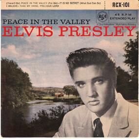 Elvis Presley - Peace In The Valley