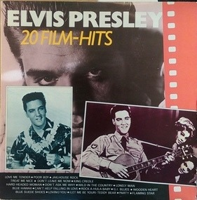 Elvis Presley - 20 Film-Hits