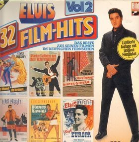 Elvis Presley - 32 Film-Hits Vol. 2